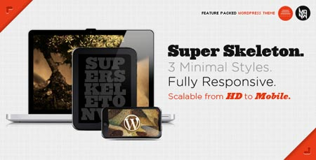responsive theme wordpress