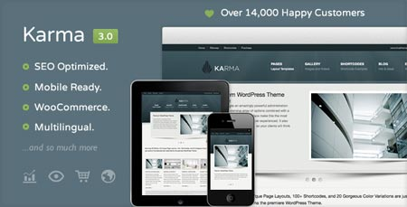 theme wordpress template