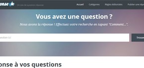 site de question réponse