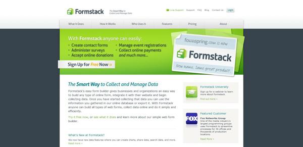 créer un formulaire de contact