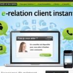 Relation client par tchat