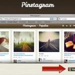 Avoir Instagram comme Pinterest (Pinstagram)