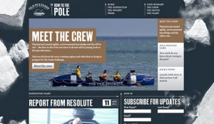 site internet en parallax