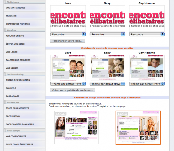 Creer un site de rencontre wordpress