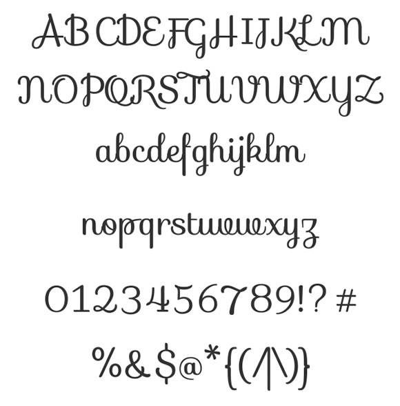 telecharger typographie