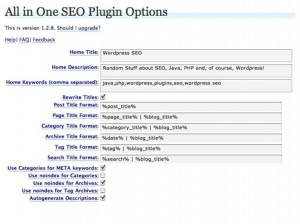 plugin seo pour wordpress