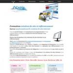 Abal, des formations à la création et au référencement de sites web