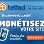 Teliad – Acheter et vendre des liens