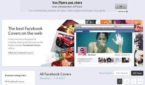 image de couverture pour facebook