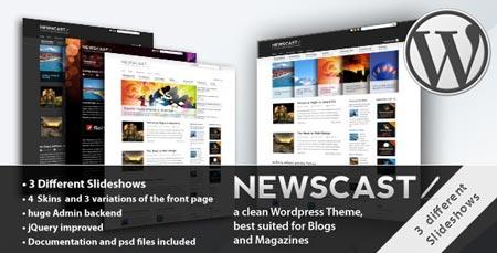 theme wordpress blog