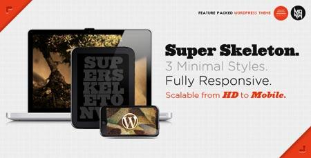 wordpress template blog