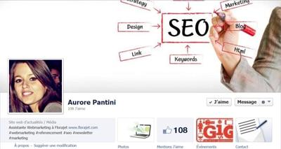 facebook aurore pantini