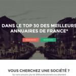 Creasite-france.com par Rodrigue Fenard