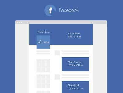 dimensions facebook