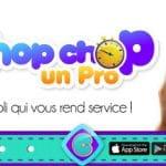 ChopChopUnPro pour se faire livrer un pro à domicile